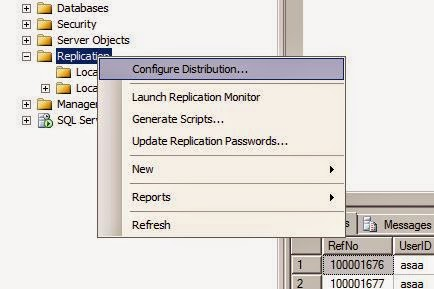 Willy ristanto 39 s blog sql server replication part 2 for Distributed configuration