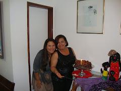 Minha filha e eu...10/5/2011