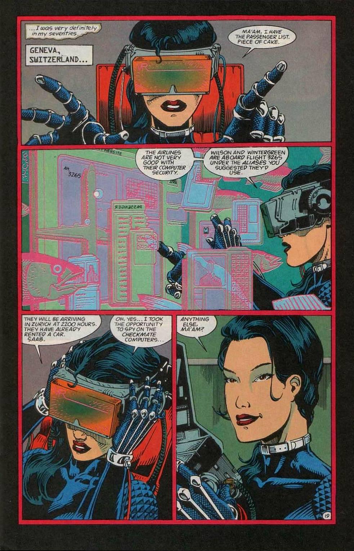 Deathstroke (1991) Issue #55 #60 - English 20