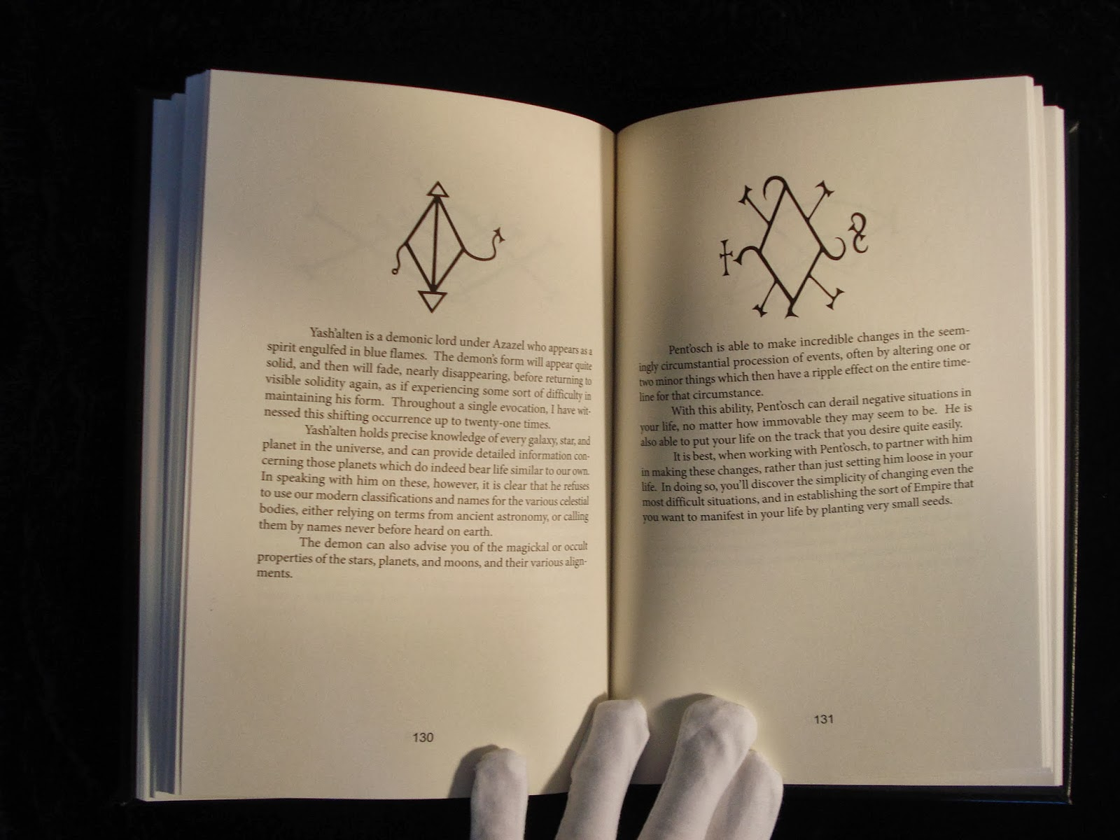 Balkans arcane bindings the book of azazel the grimoire of the the book includes a red ribbon bookmark pages are light cream colored a nice shade that is easy on the eye and of moderate weight fandeluxe Images