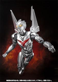 Bandai Ultra-Act Ultraman Noa Figure - Tamashii Web Exclusive