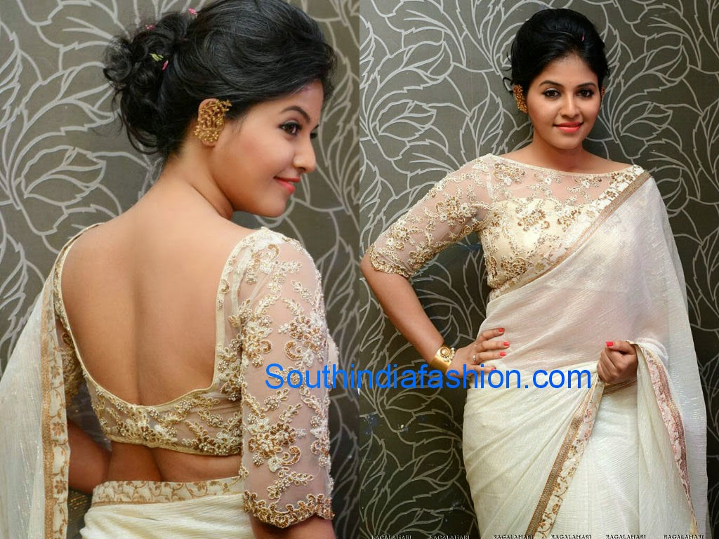 latest celebrity sarees 2014