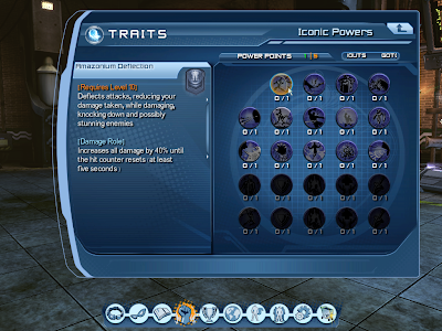 DC Universe Online - Iconic Powers
