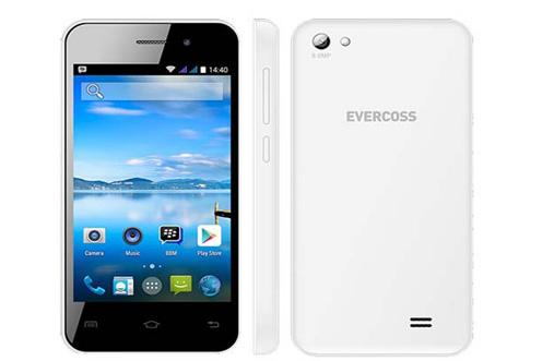 Spesifikasi dan Harga Evercoss A7E Terbaru, Ponsel Android KitKat Murah