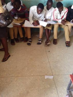 Education: Students in poor state of education at Government Sec Schl. in Kaduna