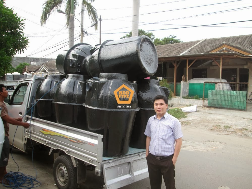 septic tank biofive