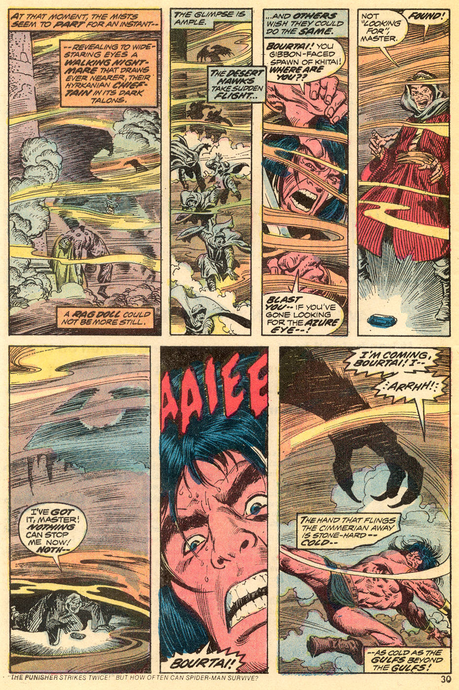 Conan the Barbarian (1970) Issue #35 #47 - English 17