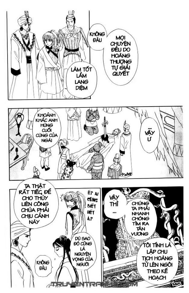 Đôi Cánh ỷ Thiên - Iten No Tsubasa chap 18 - Trang 14