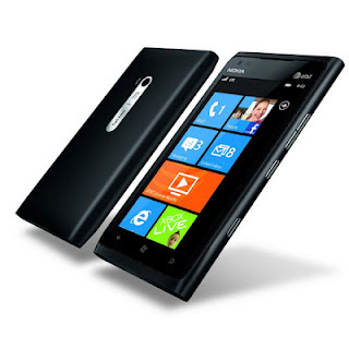 ATT Nokia Lumia 900 vs iPhone 4S