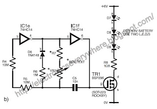 Pulse LED Circuit
