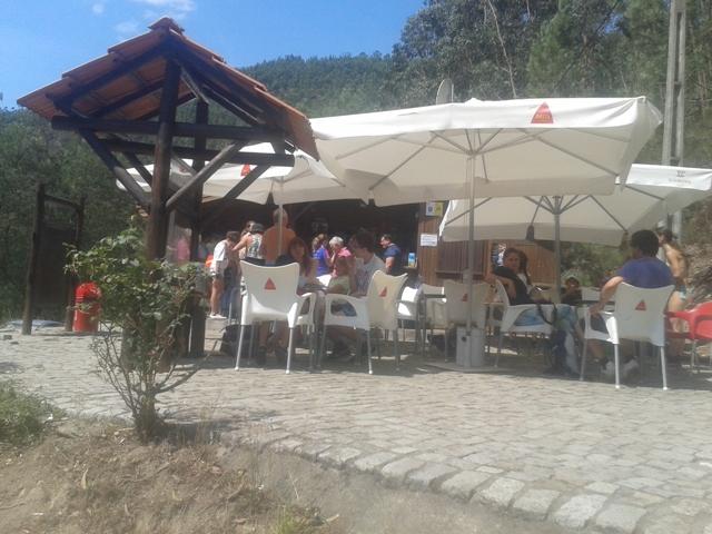 Esplanada Bar da Praia Fluvial do Areinho