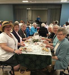 2019 Fighting Cancer Tea Fundraiser, Orrville OH