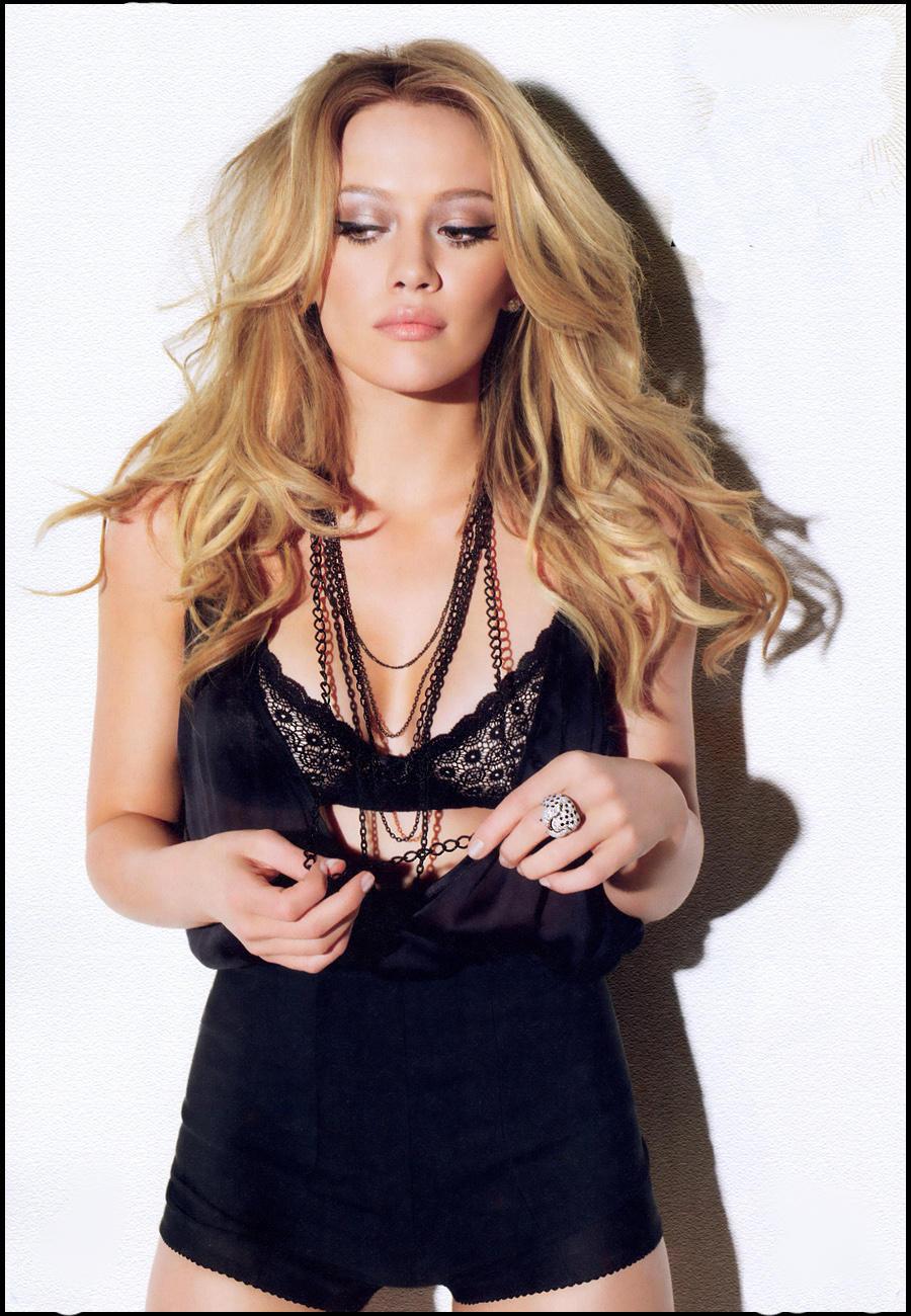 Hilary Duff 5 Transgender model Jenna