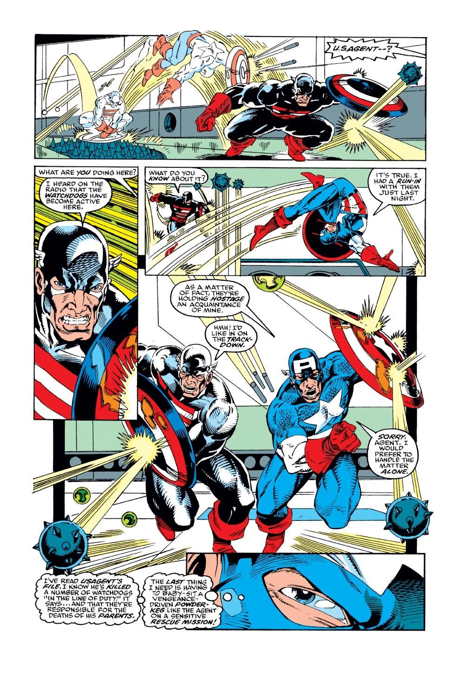 Captain America (1968) Issue #386 #319 - English 6