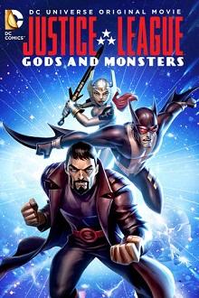 Liga da Justiça Deuses e Monstros Dublado