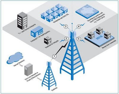 Basic Networking Understanding Wimax