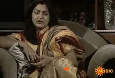 Actress Khushboo Special In Rewind Ep-55