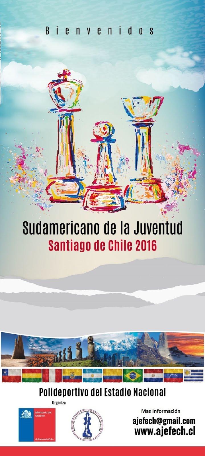 SUDAMERICANO CHILE 2016