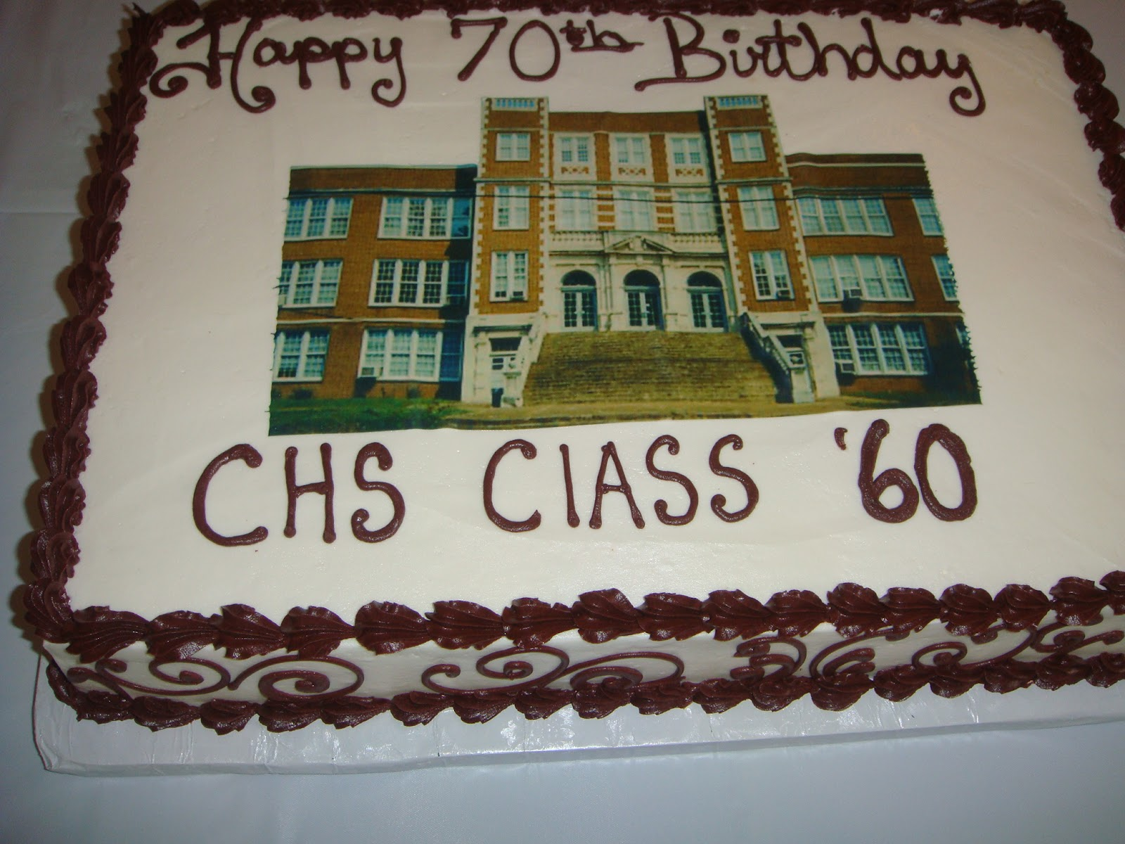 Chs Class Of 6o Chattanooga Tn Pics Of The 70th Birthday Party