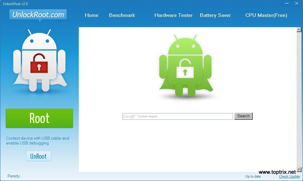 Root & Unroot Android Device with One Click TopTrix