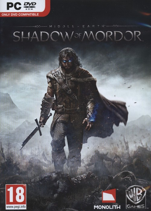 Portada PC Sombras de Mordor