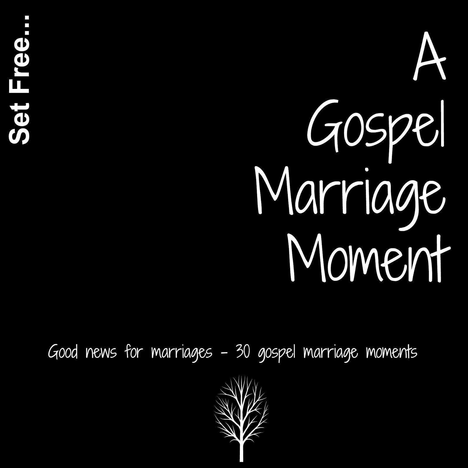 A Gospel Marriage Moment