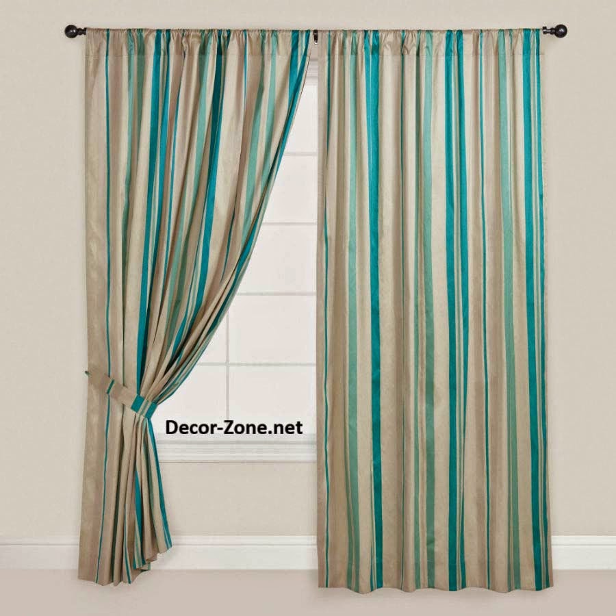 Bedroom curtain 25 ideas and tips to choose curtains for for Bedroom curtain designs photos