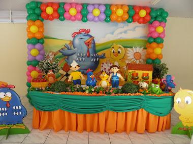 Festa Galinha Pintadinha