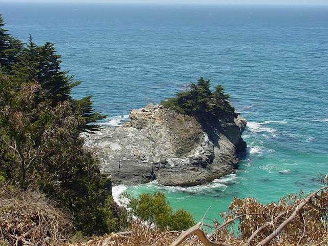 Big Sur - California mar