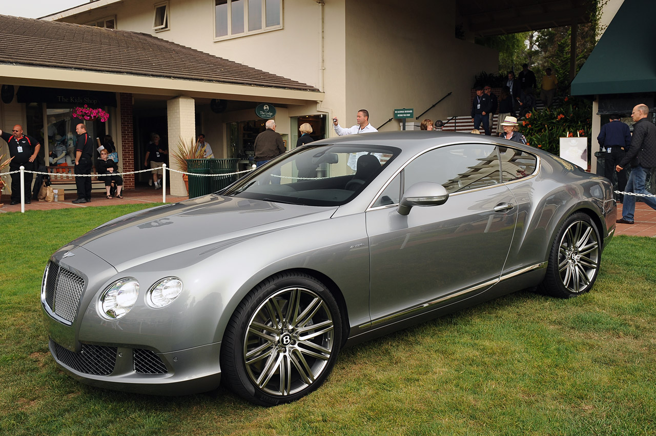 2013 Bentley Continental GT Speed | SuperCAR original