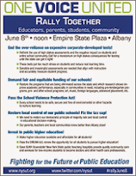 NYSUT's Albany 6/8 rally vs. test over reliance