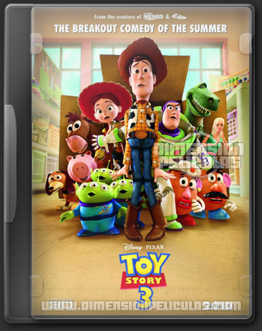Toy Story 3 (BRRip HD Ingles Subtitulado) (2010)