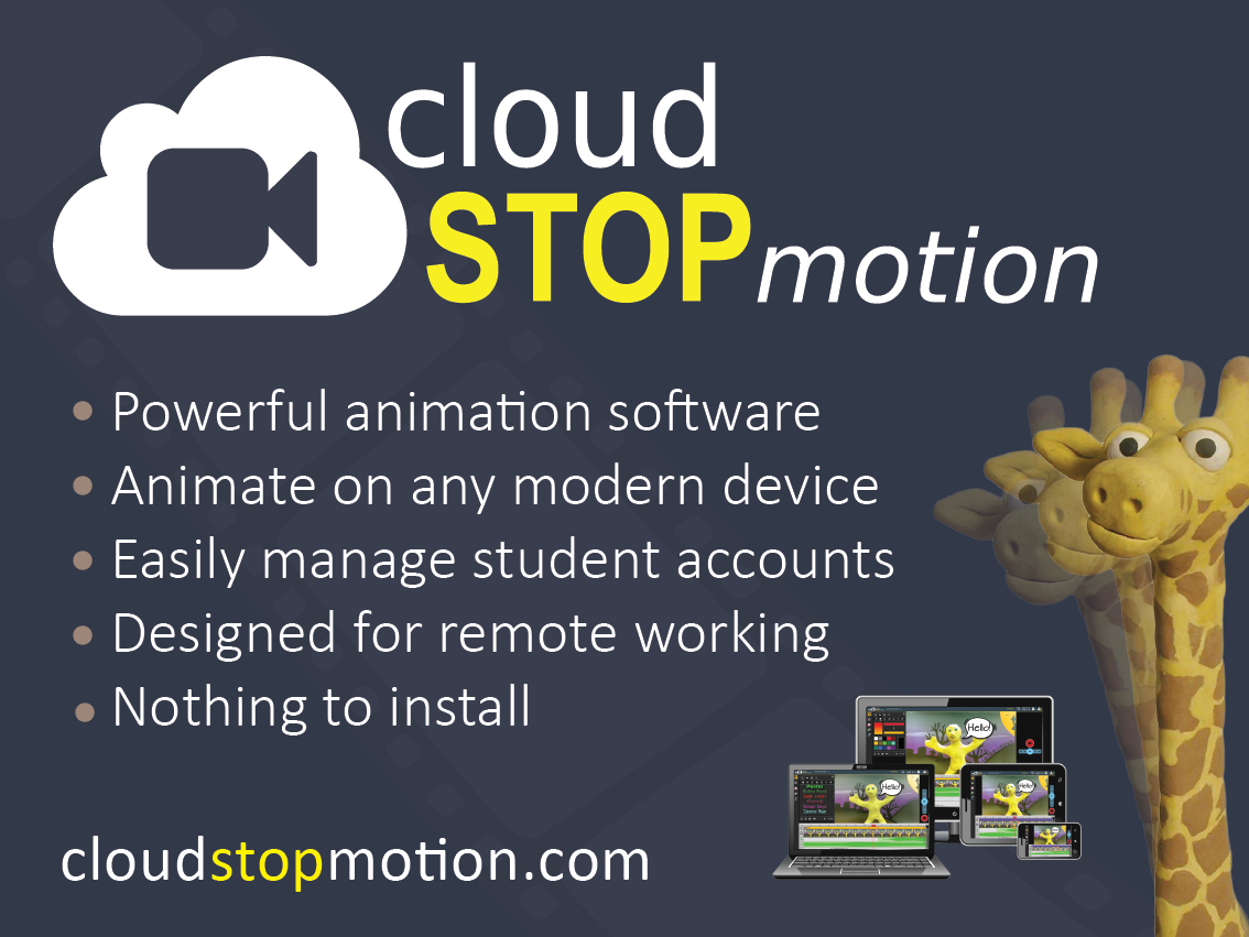 Cloud Stop Motion