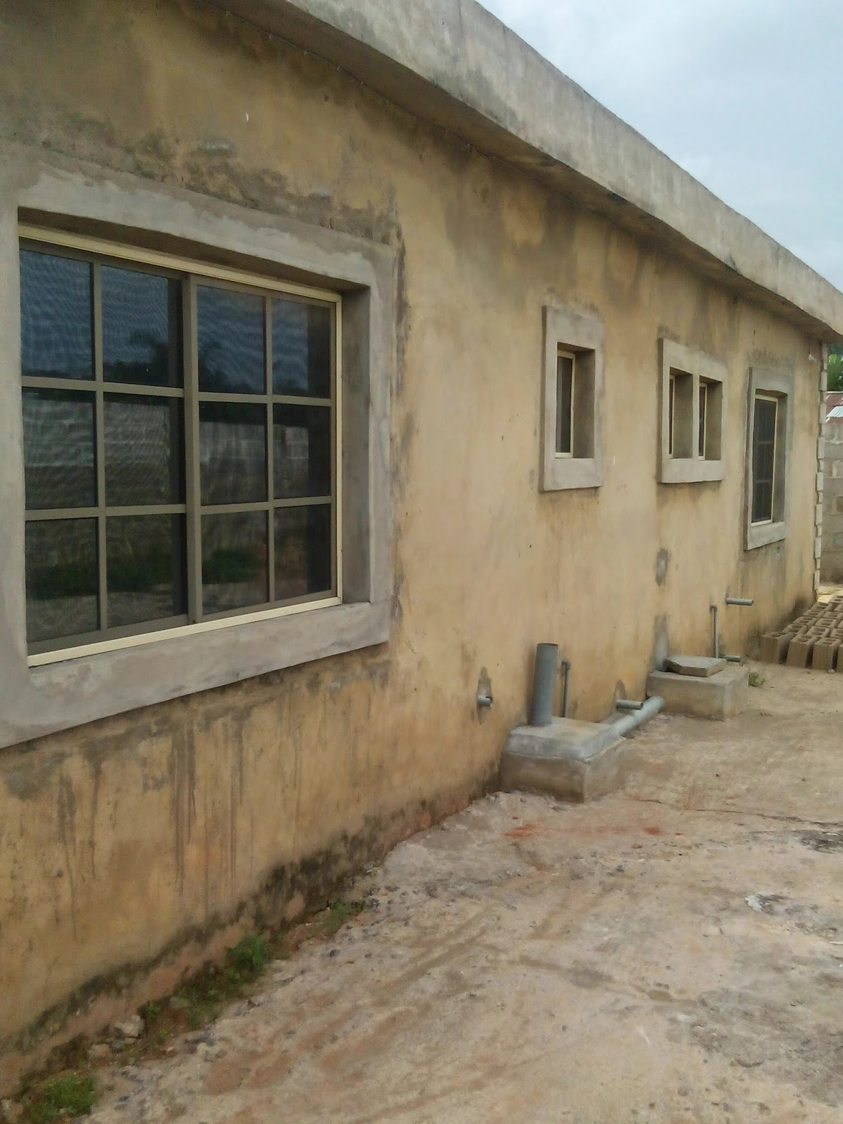 3 bedroom flat for rent in ota,ogun state