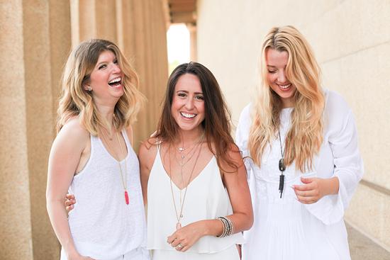 Nashville Style Bloggers + Kendra Scott #mysticbazaar