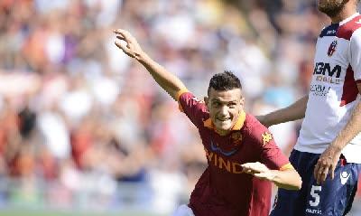 Roma-Bologna 2-3 highlights