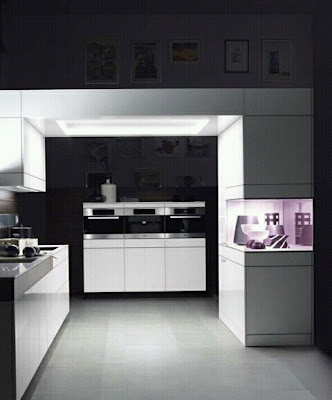 Ultra Modern Kitchen Cabinets Designs Ideas