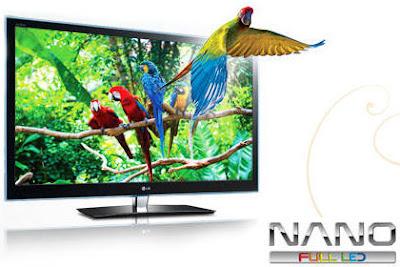 LG 3D televizor s nanotehnologijom