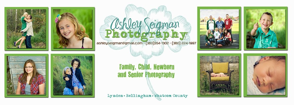 Ashley Seigman Photography and Digital Design