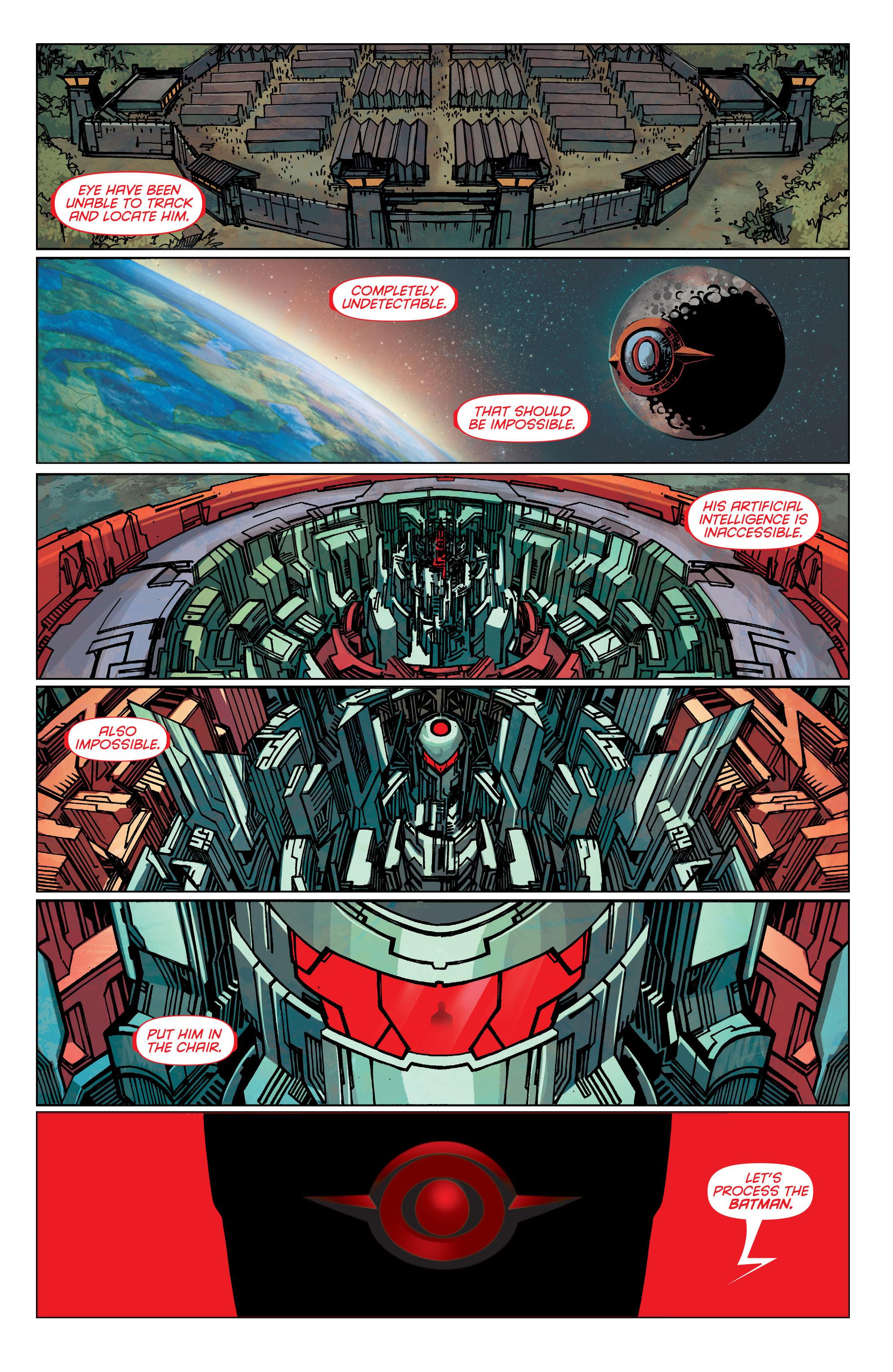 Batman Beyond (2015) Issue #2 #2 - English 23