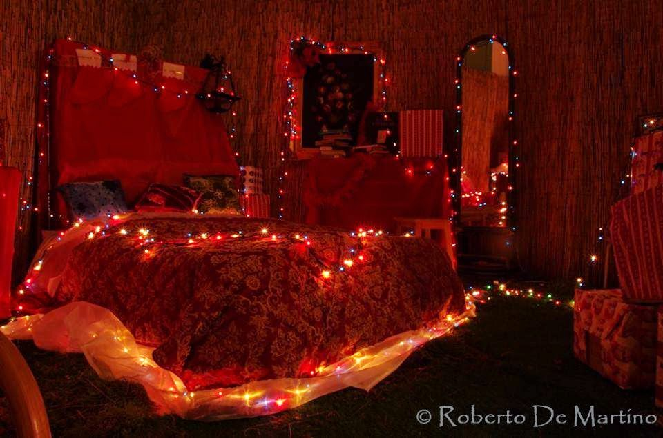 La Casa di Babbo Natale a Ercolano 2014