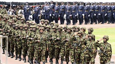 Delapan Tentara Negara Terburuk di Dunia