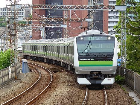 横浜線 各駅停車 八王子行きE233系6000番台