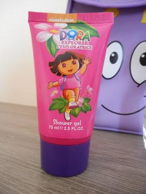 gel douche enfants