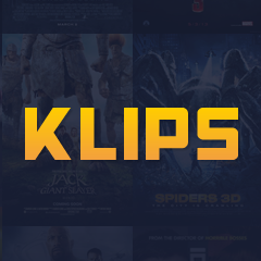klips, movies, reviews, sharing, trailers, ratings, information, free tickets