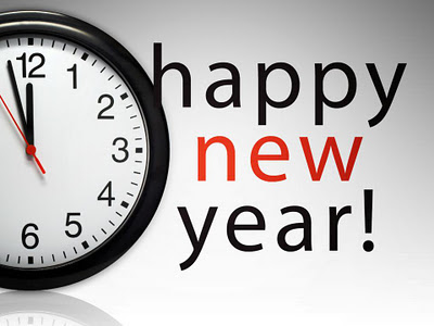 Kartu Ucapan Tahun Baru 2012 gif