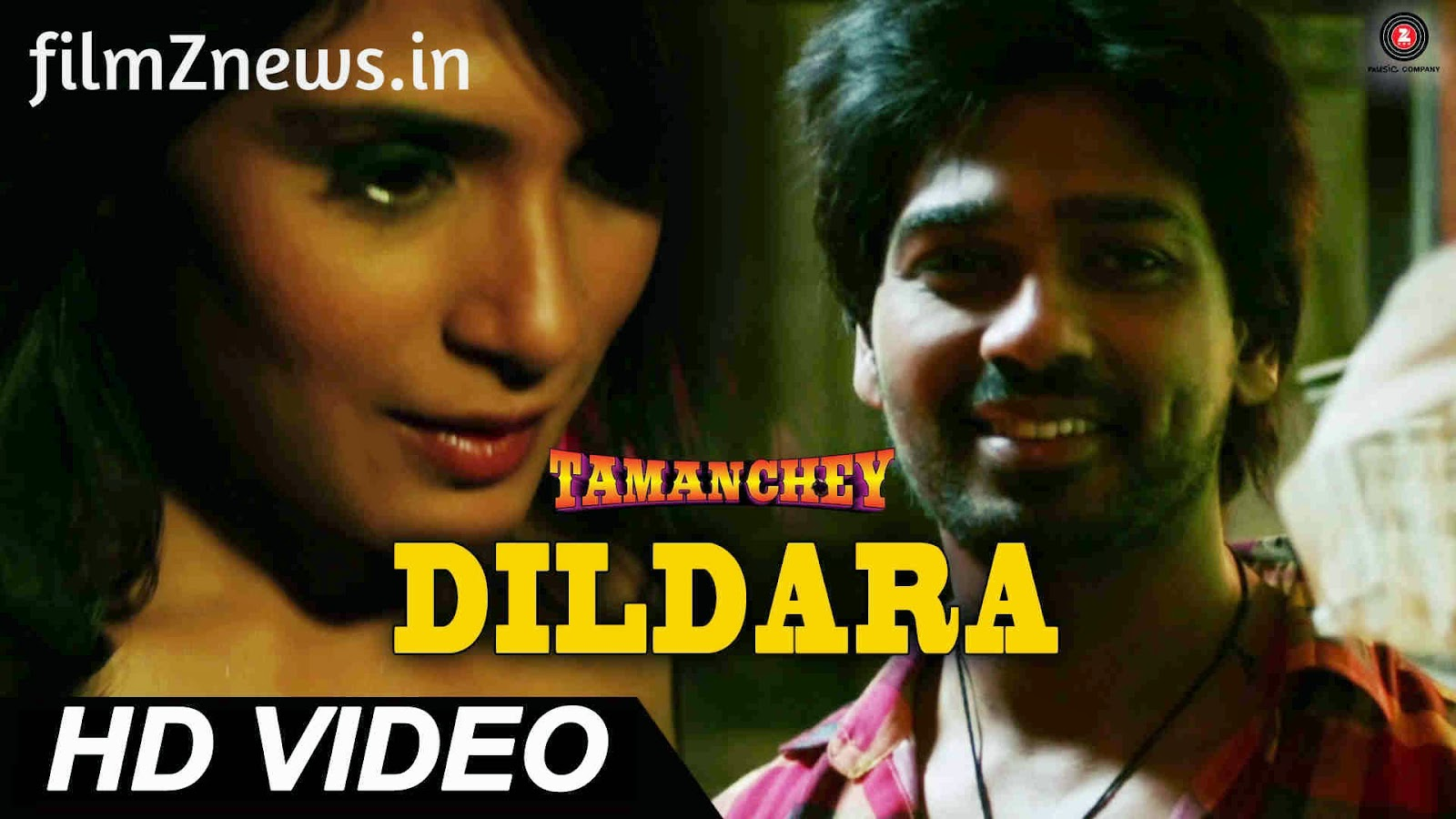 Dildara video from Tamanchey (2014) - Nikhil Dwivedi & Richa Chadda, Sonu Nigam