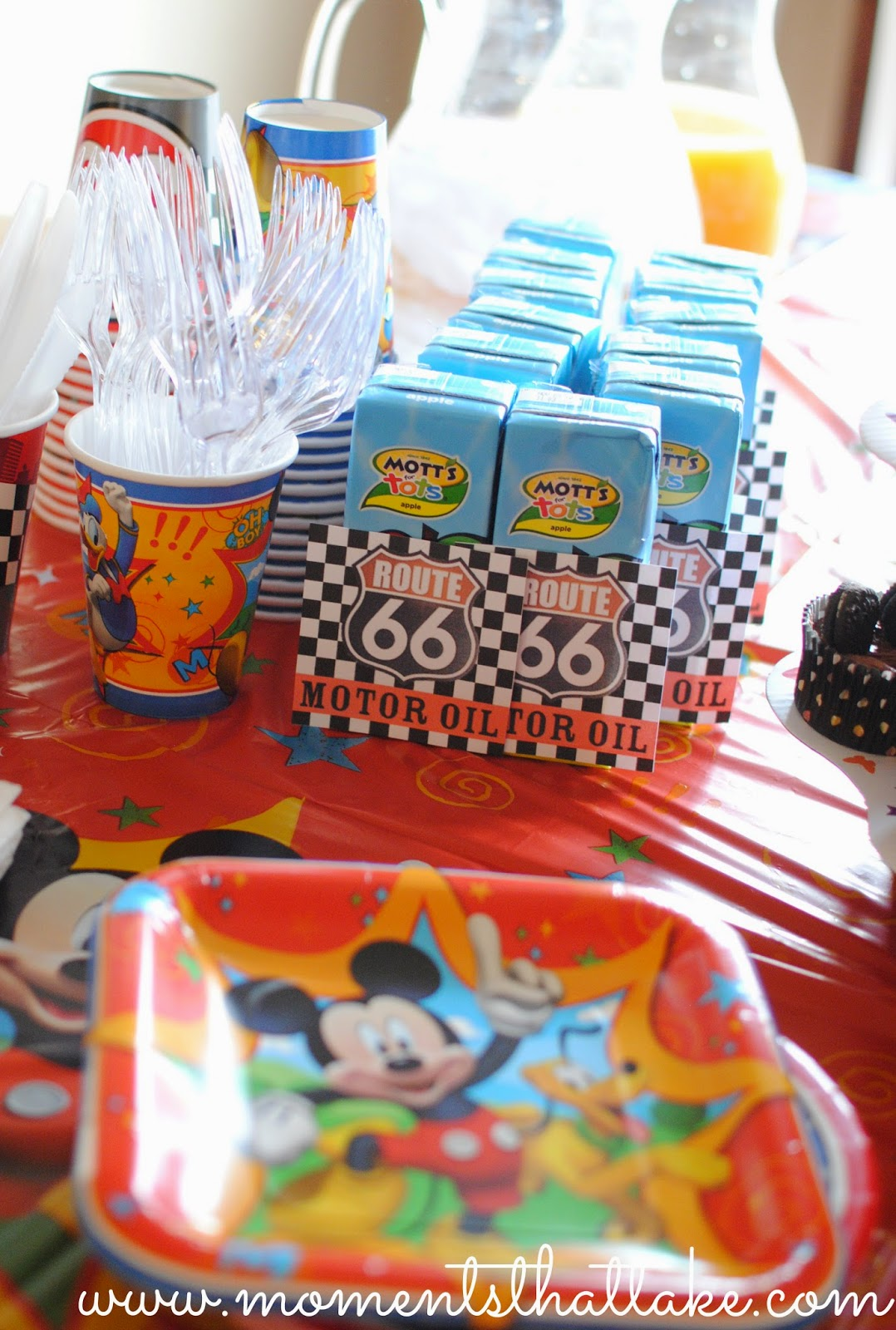 Mickey Party Food Ideas