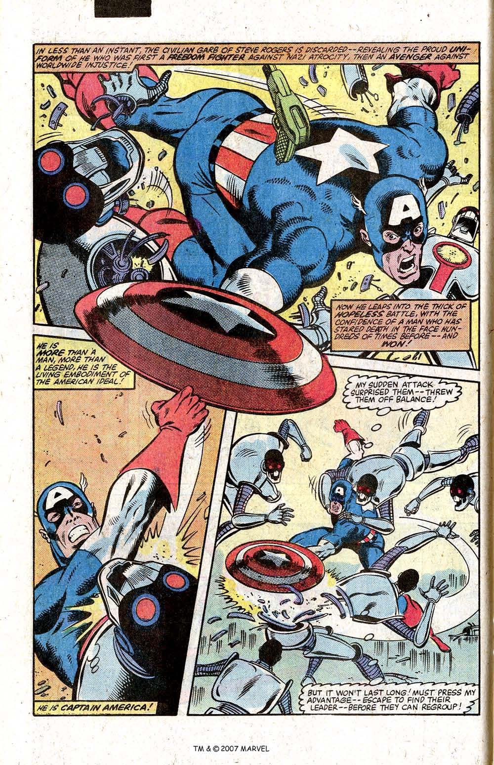 Captain America (1968) Issue #265 #180 - English 12