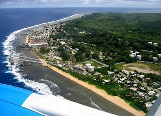 Nauru, Naturaleza